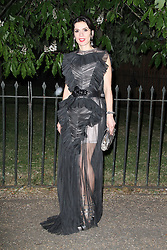 © London News Pictures. 26/06/2013. London, UK. Lara Bohinc at  The Serpentine Gallery summer party, Kensington Gardens London UK, 26 June 2013, Photo credit: Richard Goldschmidt/LNP