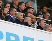 Jose Mourinho during the Sky Bet Championship match between Brighton and Hove Albion and Middlesbrough at the American Express Community Stadium, Brighton and Hove, England on 19 December 2015.