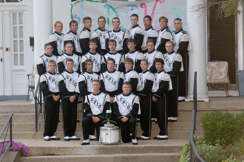 17133Marching 110 : Group Portraits