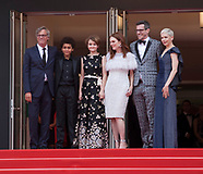 Wonderstruck gala screening - 70th Cannes Film Festival