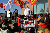CANADA, Windsor: Idle No More