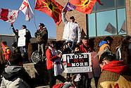 CANADA, Windsor: Idle No More