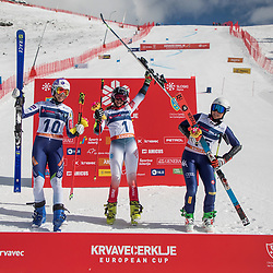 20200227: SLO, Alpine Ski - European Cup at Krvavec, Day 1