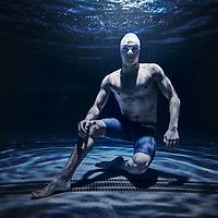 Kareem Tarek Mohammed of the 2019 Regina Cougars Swimming Team.