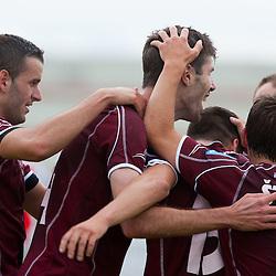 20120722: SLO, Football - Prva liga NZS, NK Triglav vs Aluminij