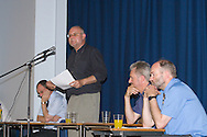 Andy Kent, Cheshire CC Schools Liaison; Bill Greenshields, NUT Vice President; Campbell Russell, NUT Sutton High School; Stuart Hart, ATL...© Martin Jenkinson, tel 0114 258 6808 mobile 07831 189363 email martin@pressphotos.co.uk. Copyright Designs & Patents Act 1988, moral rights asserted credit required. No part of this photo to be stored, reproduced, manipulated or transmitted to third parties by any means without prior written permission