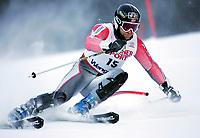 ◊Copyright:<br />GEPA pictures<br />◊Photographer:<br />Hans Simonlehner<br />◊Name:<br />Aamodt<br />◊Rubric:<br />Sport<br />◊Type:<br />Ski alpin<br />◊Event:<br />FIS Weltcup, Superkombination, Slalom der Herren<br />◊Site:<br />Wengen, Schweiz<br />◊Date:<br />14/01/05<br />◊Description:<br />Kjetil Andre Aamodt (NOR)<br />◊Archive:<br />DCSSL-140105607<br />◊RegDate:<br />14.01.2005<br />◊Note:<br />8 MB - BG/SU - Nutzungshinweis: Es gelten unsere Allgemeinen Geschaeftsbedingungen (AGB) bzw. Sondervereinbarungen in schriftlicher Form. Die AGB finden Sie auf www.GEPA-pictures.com.<br />Use of picture only according to written agreements or to our business terms as shown on our website www.GEPA-pictures.com.