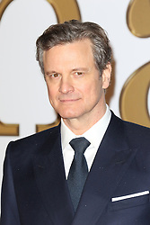 © Licensed to London News Pictures. 14/01/2015, UK. Colin Firth, Kingsman: The Secret Service - World Film Premiere, Leicester Square, London UK, 14 January 2015, Photo credit : Richard Goldschmidt/Piqtured/LNP