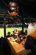 WILLEM II BUSINESS RUIMTES<br /> Sfeer Willem II stadion horeca horeca sponsoren businessruimte diner sfeer borrel tribune