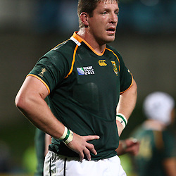 September 22, 2011  IRB RWC: South Africa v Namibia