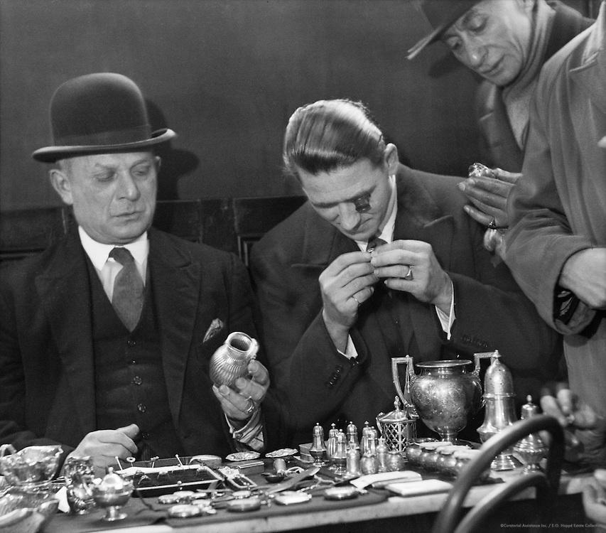 Diamonds and Gold Merchants, London, 1933