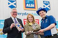 Aldi Royal Highland Show 2017, Fergus Ewan, Katrina Barclay, RHET