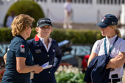 Team Great Britain, Lampard Di, Moffitt Emily, Smith Holly<br /> FEI Jumping Nations Cup Final<br /> Barcelona 2019<br /> © Hippo Foto - Dirk Caremans<br />  03/10/2019