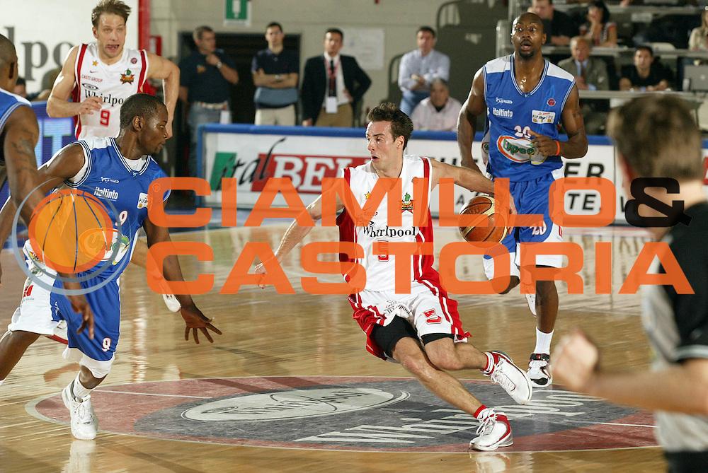 DESCRIZIONE : Varese Lega A1 2006-07 Whirlpool Varese Upea Capo Orlando<br /> GIOCATORE : Capin<br /> SQUADRA : Whirlpool Varese<br /> EVENTO : Campionato Lega A1 2006-2007 <br /> GARA : Whirlpool Varese Upea Capo Orlando<br /> DATA : 09/05/2007 <br /> CATEGORIA : Palleggio<br /> SPORT : Pallacanestro <br /> AUTORE : Agenzia Ciamillo-Castoria/G.Cottini<br /> Galleria : Lega Basket A1 2006-2007 <br /> Fotonotizia : Varese Campionato Italiano Lega A1 2006-2007 Whirlpool Varese Upea Capo Orlando<br /> Predefinita :
