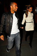 07.12.2006. LONDON<br /> <br /> CHERYL COLE AND ASHLEY COLE LEAVING ZUMA RESTAURANT BAR  AND GRILL IN KNIGHTSBRIDGE,  LONDON, UK.<br /> <br /> BYLINE: EDBIMAGEARCHIVE.CO.UK<br /> <br /> *THIS IMAGE IS STRICTLY FOR UK NEWSPAPERS AND MAGAZINES ONLY*<br /> *FOR WORLD WIDE SALES AND WEB USE PLEASE CONTACT EDBIMAGEARCHIVE - 0208 954 5968*