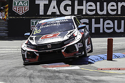June 23, 2018 - Vila Real, Vila Real, Portugal - Esteban Guerrieri from Argentina in Honda Civic Type R TCR of ALL-INKL.COM Munnich Motorsport in action during the Race 1 of FIA WTCR 2018 World Touring Car Cup Race of Portugal, Vila Real, June 23, 2018. (Credit Image: © Dpi/NurPhoto via ZUMA Press)
