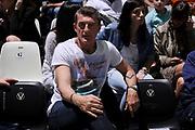DESCRIZIONE : Bologna Lega A 2014-15 Granarolo Bologna Acea Roma<br /> GIOCATORE : Gianluca Pagliuca<br /> CATEGORIA : vip<br /> SQUADRA : <br /> EVENTO : Campionato Lega A 2014-15<br /> GARA : Granarolo Bologna Acea Roma<br /> DATA : 03/05/2015<br /> SPORT : Pallacanestro <br /> AUTORE : Agenzia Ciamillo-Castoria/M.Marchi<br /> Galleria : Lega Basket A 2014-2015 <br /> Fotonotizia : Bologna Lega A 2014-15 Granarolo Bologna Acea Roma