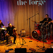 London,England,UK. 17th Nov 2016:  Hundreds packed to watch Trigon Moldova & Romanian Jazz at EFG London Jazz Festival at The Forge, Camden,London,UK. Photo by See Li