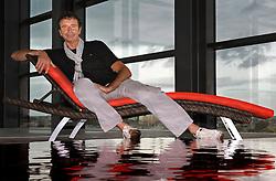 02-10-2009 VOLLEYBAL: EUROPEES KAMPIOENSCHAP PORTRET VAN BERT GOEDKOOP: LODZ<br /> Bert Goedkoop, Technisch directeur Nevobo<br /> ©2009-WWW.FOTOHOOGENDOORN.NL