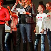 NLD/Rotterdam/20101127 - Dance for life 2010, zwangere Doutzen Kroes