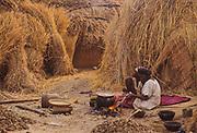 Villages around Mopti.