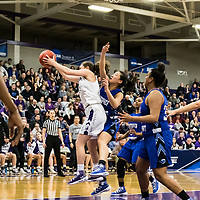 Women's Basketball: University of Scranton Royals vs. Christopher Newport University Captains
