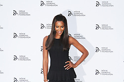 © Licensed to London News Pictures. Naomi Campbell at the Novak Djokovic Foundation London gala dinner, The Roundhouse, London UK, 08 July 2013. Photo credit: Richard Goldschmidt/LNP