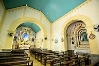 Espirito Santo - Conceicao da Barra -  Interior da Igreja de Nossa Senhora da Conceicao, Conceicao da Barra - Foto: Gabriel Lordello/Mosaico Imagem