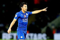 Shinji Okazaki of Leicester City - Mandatory by-line: Robbie Stephenson/JMP - 06/11/2016 - FOOTBALL - King Power Stadium - Leicester, England - Leicester City v West Bromwich Albion - Premier League