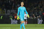 Joe Hart of England during the International Friendly match between Germany and England at Signal Iduna Park, Dortmund, Germany on 22 March 2017. Photo by Phil Duncan.