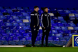 Kevin Maher and Lee Mansell - Mandatory by-line: Ryan Hiscott/JMP - 14/01/2020 - FOOTBALL - St Andrews Stadium - Coventry, England - Coventry City v Bristol Rovers - Emirates FA Cup third round replay