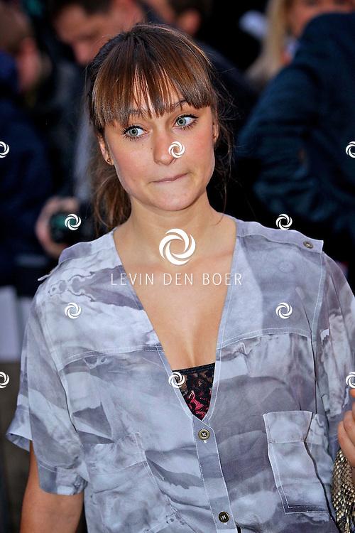 AMSTERDAM - In discotheek De Escape op het Rembrandtplein zijn weer de Rembrandt Awards 2012 uitgereikt.  Met op de foto Melody Klaver. FOTO LEVIN DEN BOER - PERSFOTO.NU