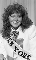 Mary Ann McGuinness the New York Rose, circa August 1985 (Part of the Independent Newspapers Ireland/NLI Colection).