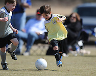 Oxford Park Commission soccer during Spring Fling at FNC Park on Saturday, March 6, 2010.