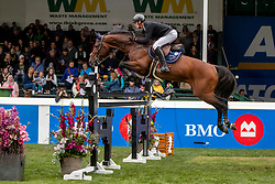 Jochems Kevin, NED, Cristello 2<br /> Spruce Meadows Masters - Calgary 2019<br /> © Dirk Caremans<br />  08/09/2019