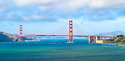 Golden Gate Bridge of San Francisco California