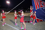 The Battle of the Rebels was won by the West Monroe crew 63-10 over Pineville in Pineville, La. 2017Oct20.