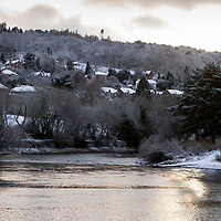 Snow and Ice continue across Perthshire…19.01.18<br />
