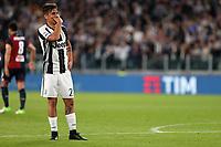 23.04.2017 - Torino - Serie A 2016/17 - 33a giornata  -  Juventus-Genoa nella  foto: Paulo Dybala esulta dopo il gol del 2 a 0