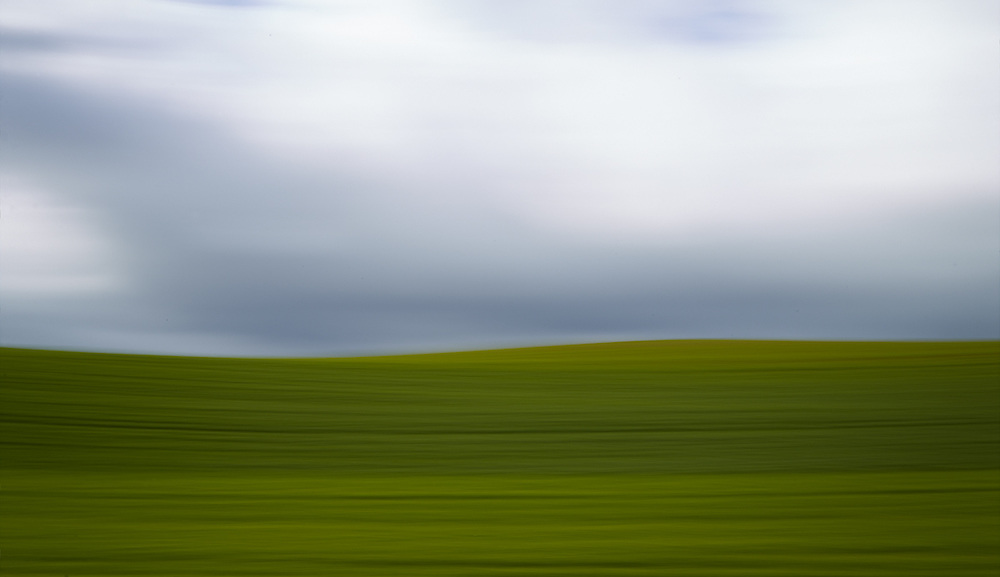 2013. Prints on paper and canvas, 35 x 59 and 42 x 72. Edition of 25<br /> Palouse, WA
