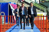 Esfandiar BAKHTIAR - 09.05.2015 -  Evian Thonon / Reims  - 36eme journee de Ligue 1<br />Photo : Jean Paul Thomas / Icon Sport