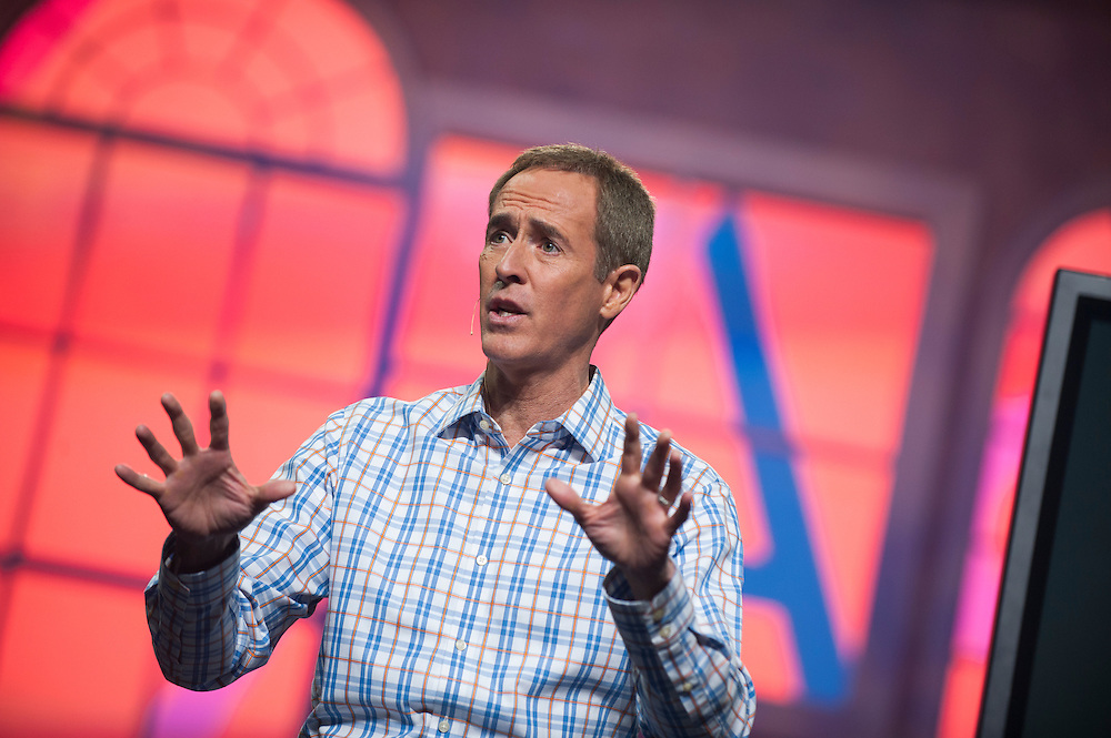 Charles Andrew &quot;Andy&quot; Stanley (born May 16, 1958) is the senior pastor of North Point Community Church in Alpharetta, Georgia, Buckhead Church, Browns Bridge Church, Gwinnett Church, Watermark Church, and Decatur City Church.<br />