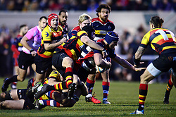 Sam Jeffries of Bristol Rugby  - Mandatory by-line: Dougie Allward/JMP - 30/12/2017 - RUGBY - The Athletic Ground - Richmond, England - Richmond v Bristol Rugby - Greene King IPA Championship