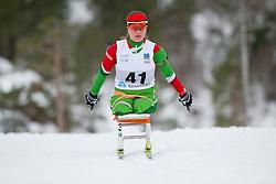 HRAFEYEVA Lidziya, BLR, Long Distance Biathlon, 2015 IPC Nordic and Biathlon World Cup Finals, Surnadal, Norway
