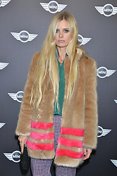 Monday 18th November 2013 saw a host of London hipsters, social faces and celebrities, gather together for the much-anticipated World Premiere of the brand new MINI.<br /> Attendees were among the very first in the world to see and experience the new MINI, exclusively revealed to guests during the party. Taking place in the iconic London venue of the Old Sorting Office, 21-31 New Oxford Street, London guests enjoyed a DJ set from Little Dragon, before enjoying an exciting live performance from British band Fenech-Soler.<br /> Picture Shows:-LAURA BAILEY