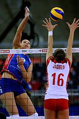 20090930 POL: Europees Kampioenschap Rusland - Polen, Lodz