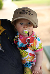Family trip to Florida and first citing of the ocean by Little Princess Gemma at 8 months old, Wednesday, April 25, 2018  at Southern Vacation Rental Condo in Fort Walton Beach.