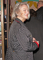 LONDON - January 29: Kate Adie at the Costa Book of the Year Awards (Photo by Brett D. Cove)