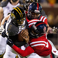 131123 Ole Miss vs Missouri Football