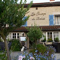 La Grange du Relais hotel and restaurant in Colombey-les-Deux-Églises.